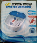 Devolli Group Foot Spa Massager ZY-101