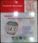 Enjoy Multifunction Footbath Massager