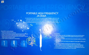 Portable High Frequency JX-006A